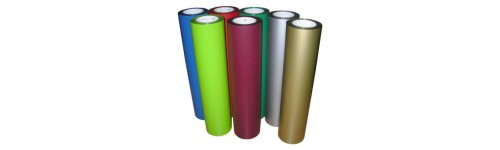 Плёнки флекс и флок для термопереноса на текстиль