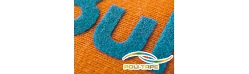 Плёнка флок для термопереноса  Poli-flock Politape