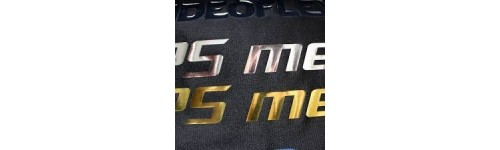 Плёнка флекс для термопереноса зеркальная PS.Metallic Siser
