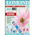 Сублимационная бумага Lomond ( формат А4, плотность 100 г/м2 ) 100 листов