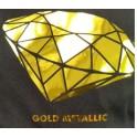 Термопленка флекс  зеркальная Gold Metallic mirror