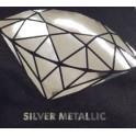 Термопленка флекс зеркальная Silver Metallic mirror