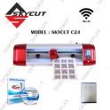 Режущий плоттер SkyCut C24 с автоматическим считыванием меток