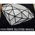 Термоплёнка 4334 GLITTER WHITE Poli-Flex